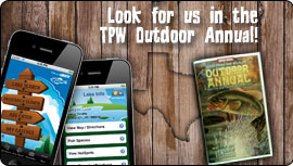 Check out iFish Texas in the 2012 Texas Parks and Wildlife Outdoor Annual!